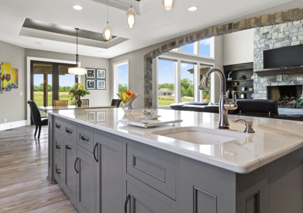 Maintenance and Care for Stone Countertops: Marble & Quartz