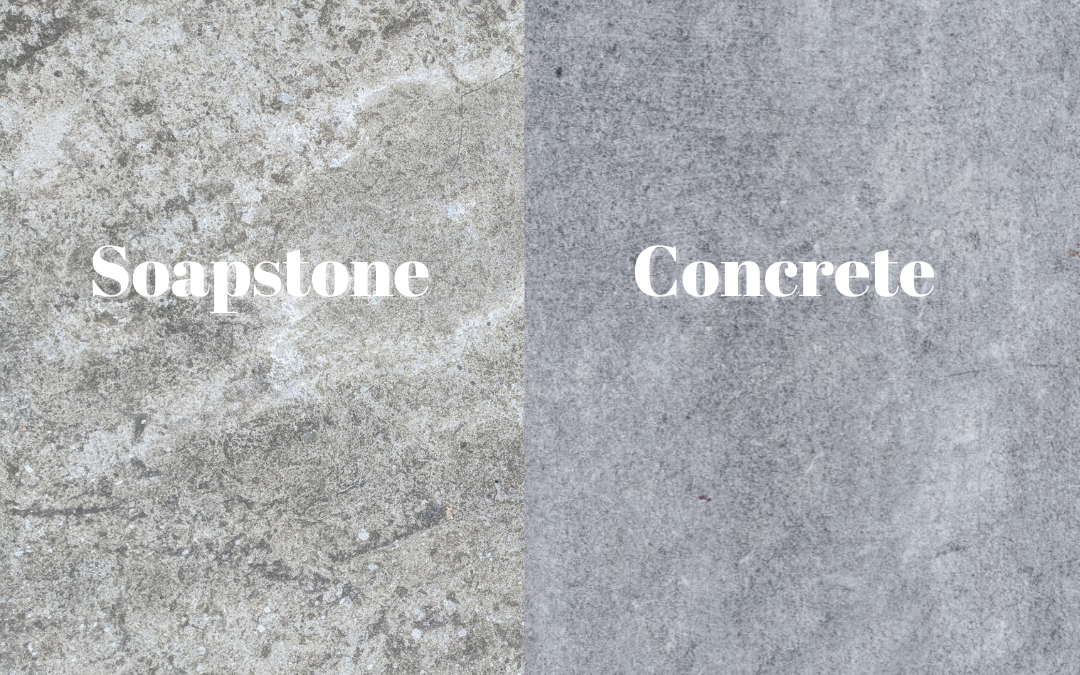 Maintenance and Care for Stonehouse Countertops: Soapstone and Concrete